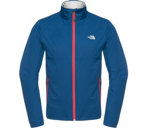 Geaca The North Face Flow Trail Blue