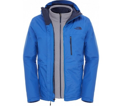 Geaca The North Face M Gordon Lyons Triclimate Albastra