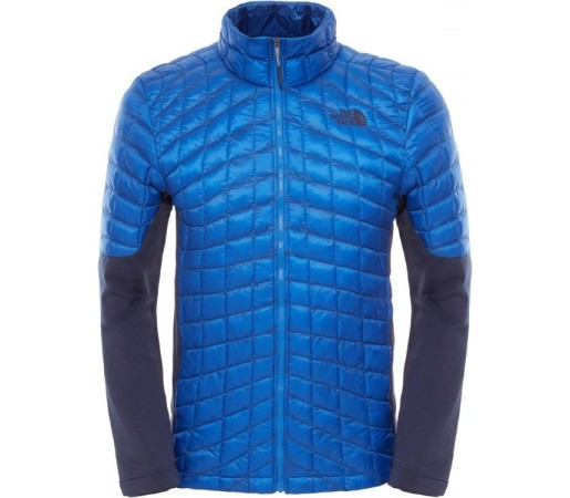 Geaca The North Face M Momentum Thermoball Hybrid Albastra