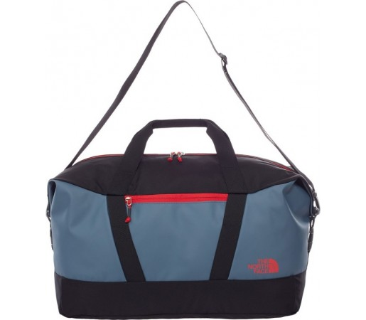 Geanta The North Face Apex Gym Duffel Albastru/ Rosu