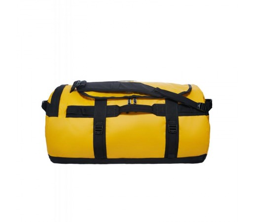 Geanta The North Face Base Camp Duffel - M Galbena