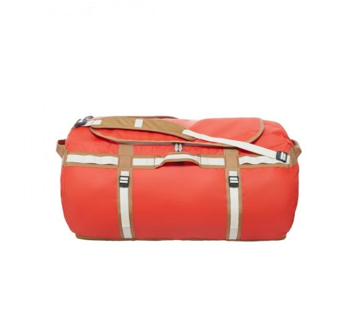 Geanta The North Face Base Camp Duffel - XL Portocalie