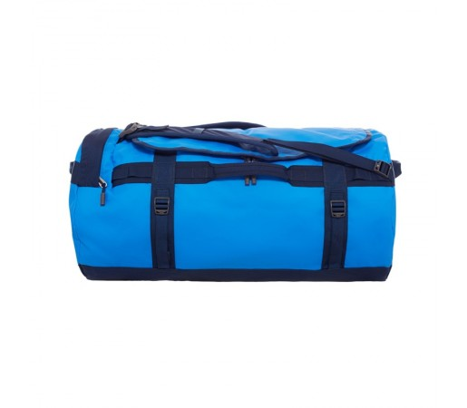 Geanta The North Face Base Camp Duffel L Albastra