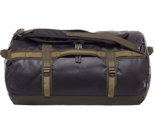 Geanta The North Face Camp Duffel S Negru/ Verde