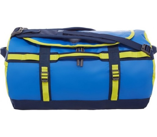 Geanta The North Face Camp Duffel S Albastru/ Galben