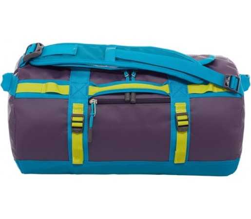 Geanta The North Face Camp Duffel XS Mov/ Albastru