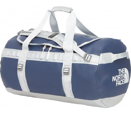 Geanta The North Face Base Camp Duffel M Blue/Grey