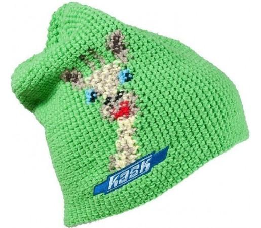 Caciula Kask Giraffe (Crochet Handmade) Green 2013