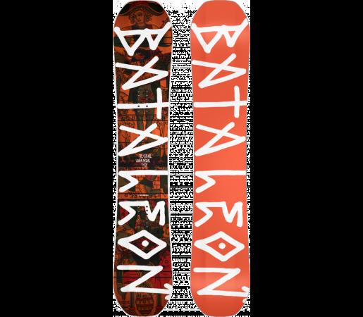Placa Snowboard Bataleon Global Warmer Wide 2015