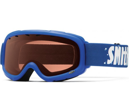 Ochelari Schi si Snowboard Smith Gambler Air Cobalt/RC36 Rose Copper