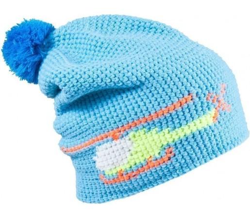 Caciula Kask Heli (Crochet Handmade) Light Blue 2013