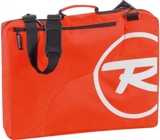 Husa clapari Rossignol Hero Dual Boot Bag Rosu