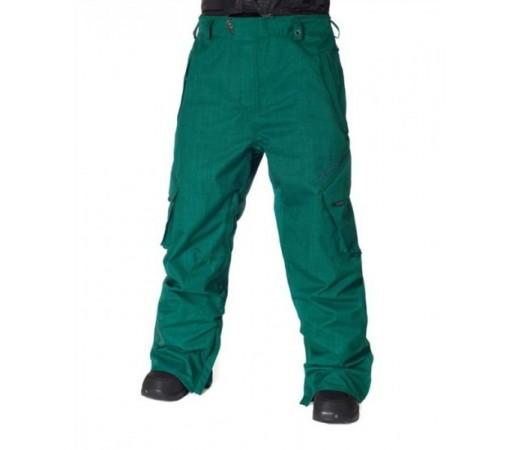Pantaloni schi si snowboard Horsefeather Motive Verzi