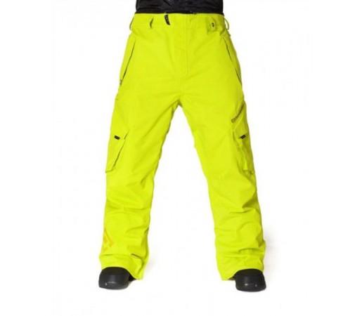 Pantaloni schi si snowboard Horsefeathers Benson Verde Sulf