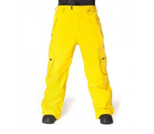 Pantaloni schi si snowboard Horsefeather Benson Galbeni