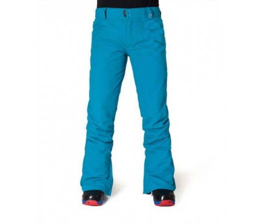 Pantaloni schi si snowboard Horsefeathers Erika Albastri