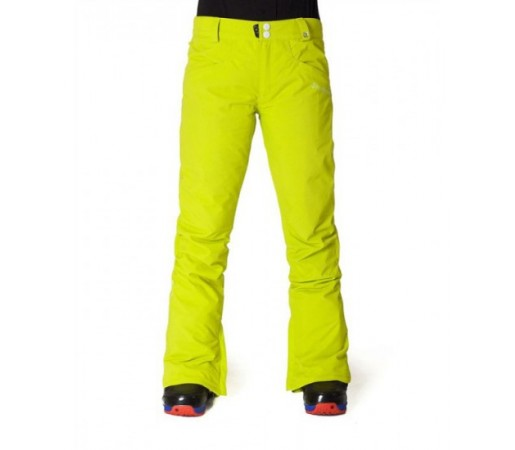 Pantaloni schi si snowboard Horsefeathers Erika Verde Sulf