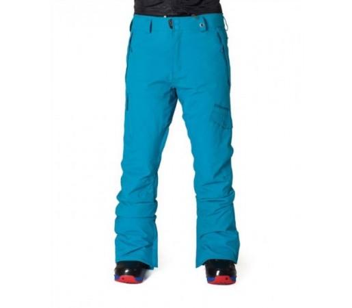 Pantaloni schi si snowboard Horsefeathers Katja Albastri