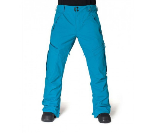 Pantaloni schi si snowboard Horsefeathers Motive Albastri