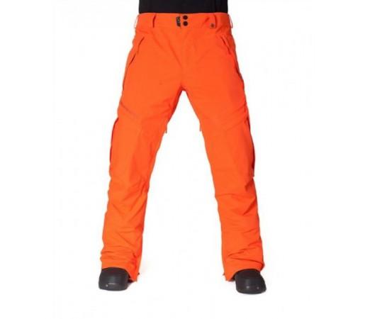 Pantaloni schi si snowboard Horsefeathers Motive Portocalii