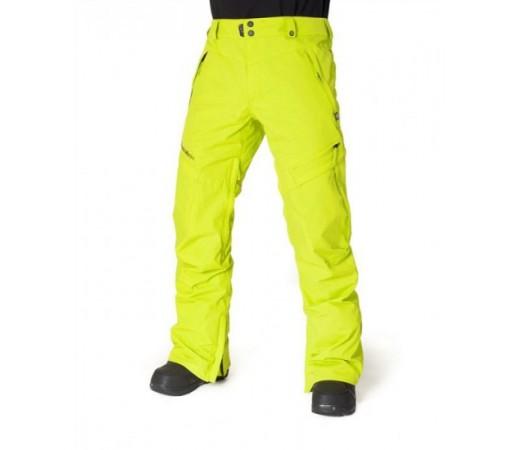 Pantaloni schi si snowboard Horsefeathers Motive Verde Sulf