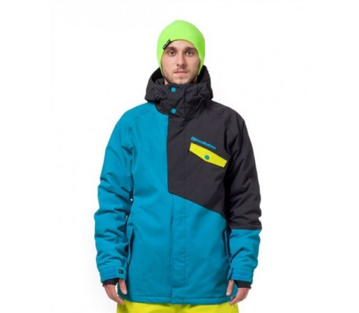 Geaca schi si snowboard Horsefeathers Nolan Albastra