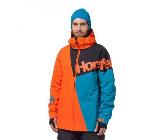 Geaca schi si snowboard Horsefeathers Pursuit Portocalie