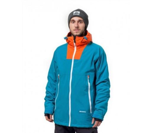 Geaca schi si snowboard Horsefeathers Ripper Albastra