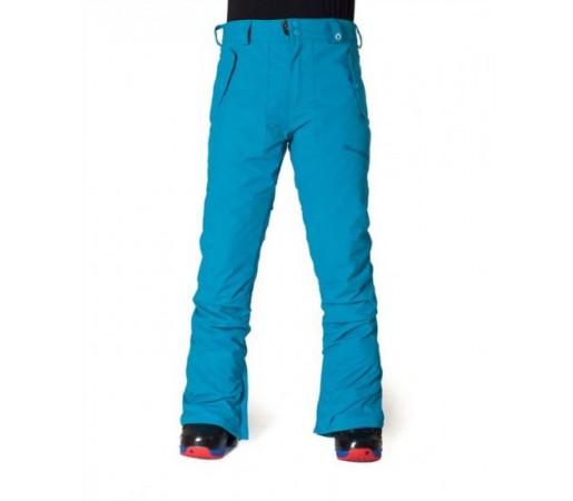 Pantaloni schi si snowboard Horsefeathers Rose Albastri