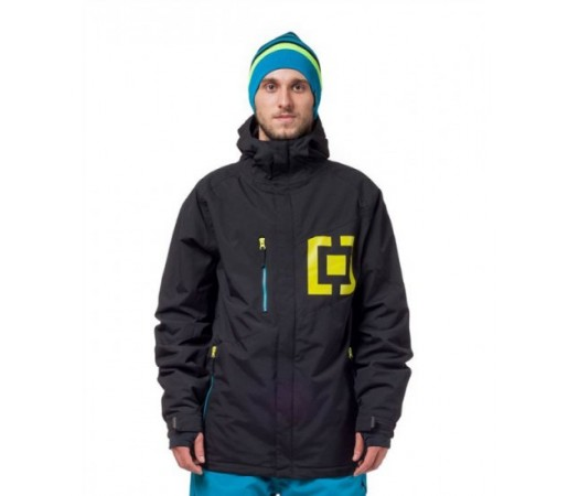 Geaca schi si snowboard Horsefeathers Valor Neagra