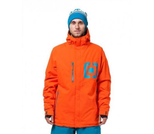 Geaca schi si snowboard Horsefeathers Valor Portocalie