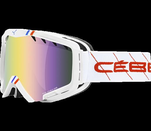 Ochelari Schi si Snowboard Cebe Hurricane L Albi