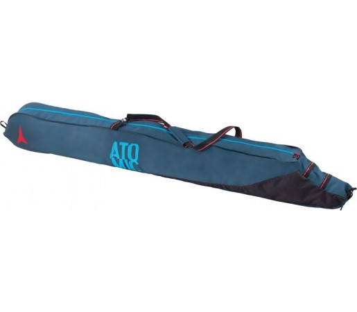 Husa schi Atomic Amt Double ski Bag Padded Albastra