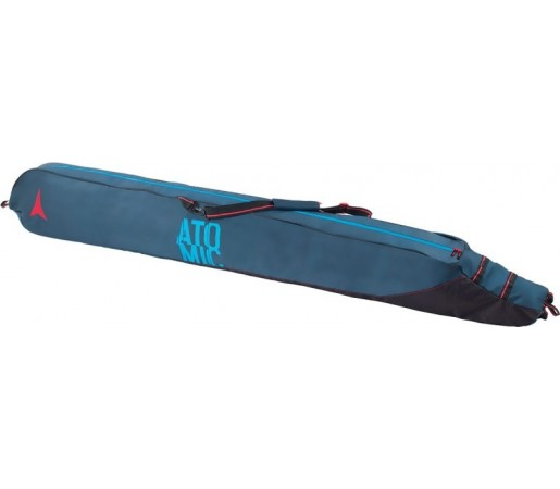 Husa schi Atomic Amt Single Ski Bag Padded Albastra