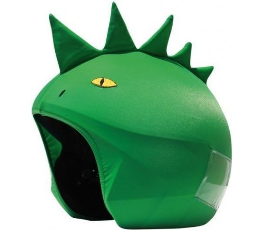 Husa amuzanta casca Coolcasc Dinosaur