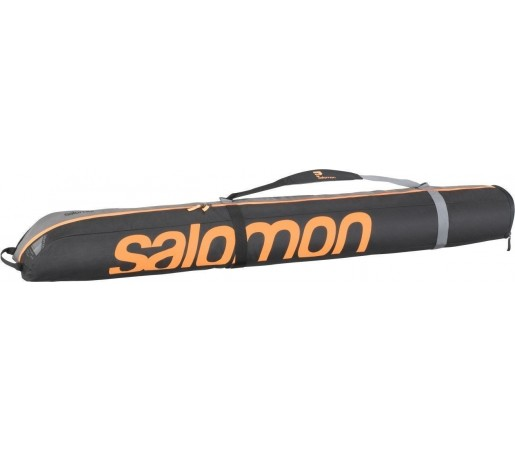 Husa Ski Salomon 165 + 20 Exp Orange