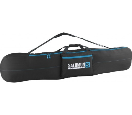 Husa Snowboard Salomon 168 The Way Black