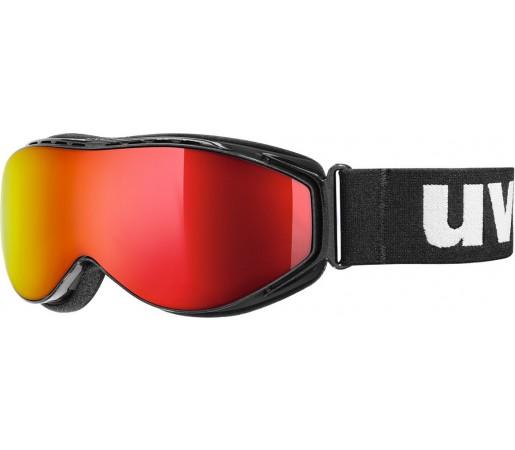 Ochelari Ski si Snowboard Uvex Hypersonic CX Negru/Rosu