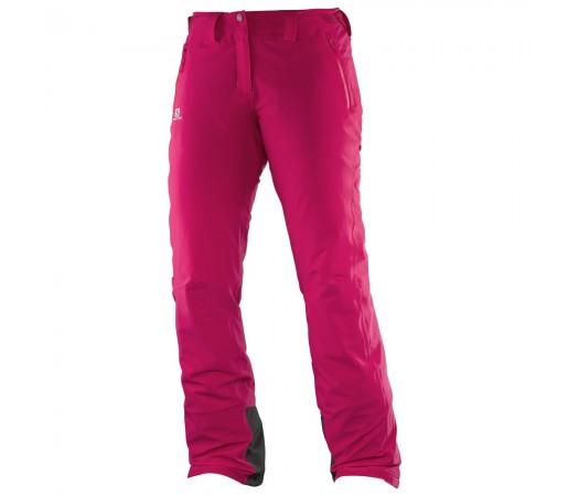Pantaloni schi si snowboard Salomon Iceglory Pant W Roz