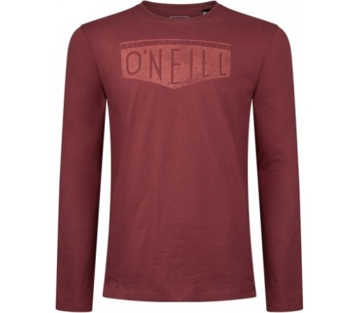 Bluza O'Neill LM Clean & Mean L/SLV Top Red