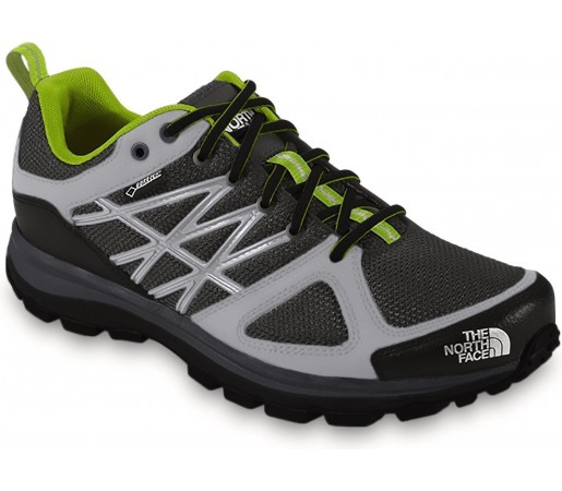 Incaltaminte The North Face Litewave GTX Grey- Green