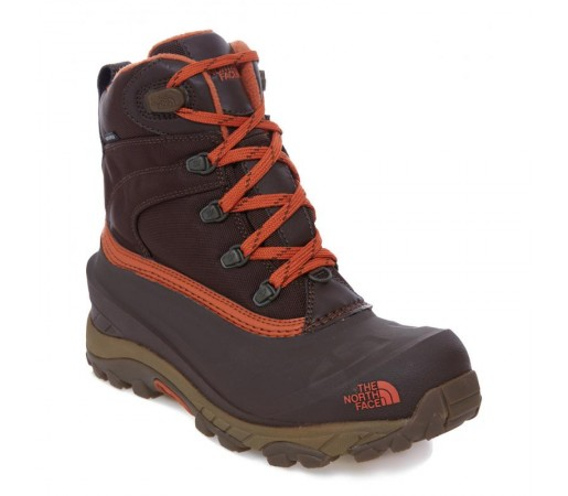 Incaltaminte The North Face M Chilkat Ii Nylon (Eu) Maro/Portocaliu