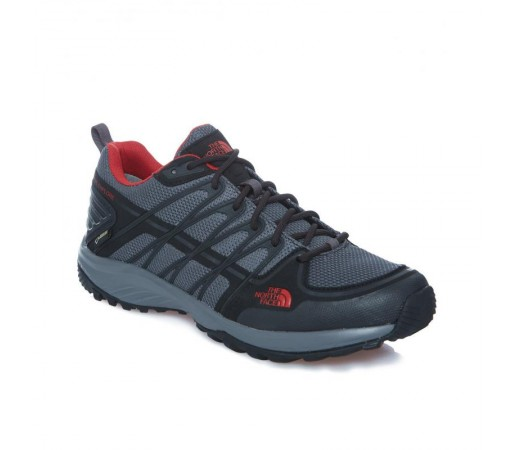 Incaltaminte The North Face M Litewave Explore Gtx Gri/Rosu