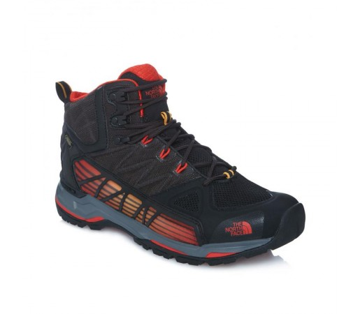 Incaltaminte hiking The North Face Ultra GTX Surround Mid M Negru