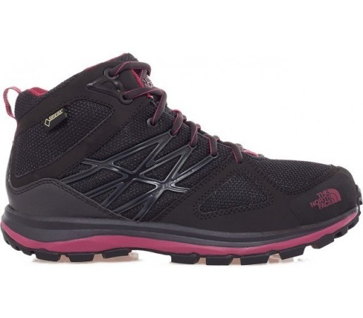 Incaltaminte The North Face W Litewave Mid Gtx Gri/Mov