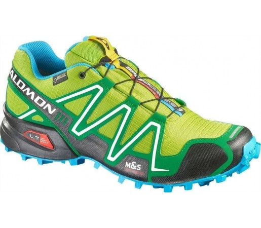 Incaltaminte Salomon Speedcross 3 GTX Green