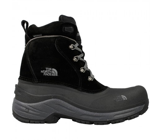 Incaltaminte The North Face Chilkat Lace Negru/Gri