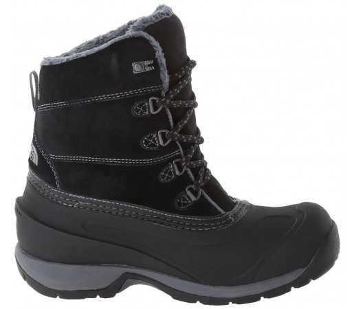 Incaltaminte The North Face W Chilkat III Negru/Gri