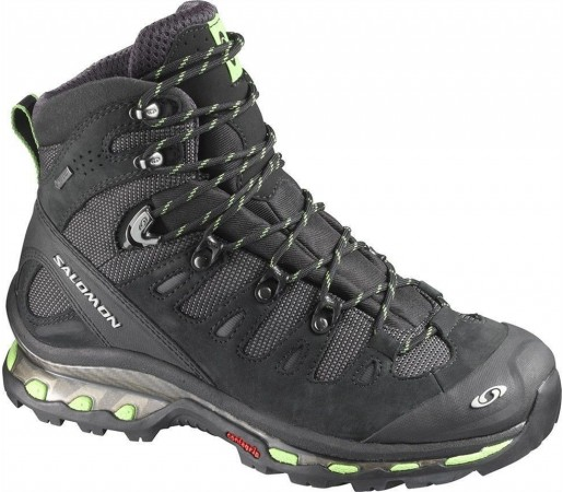 Incaltaminte Salomon Quest 4D GTX W Asphalt Black
