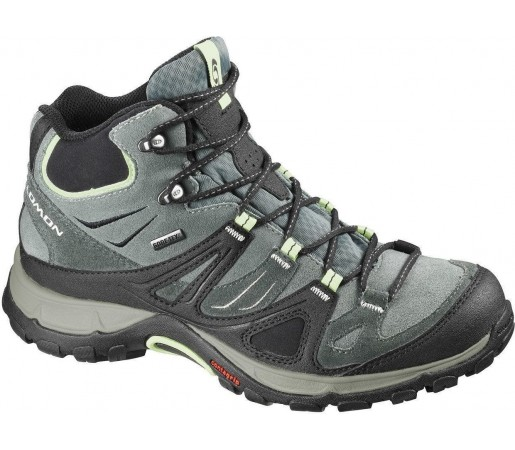 Incaltaminte Salomon Ellipse Mid GTX W Green 2013